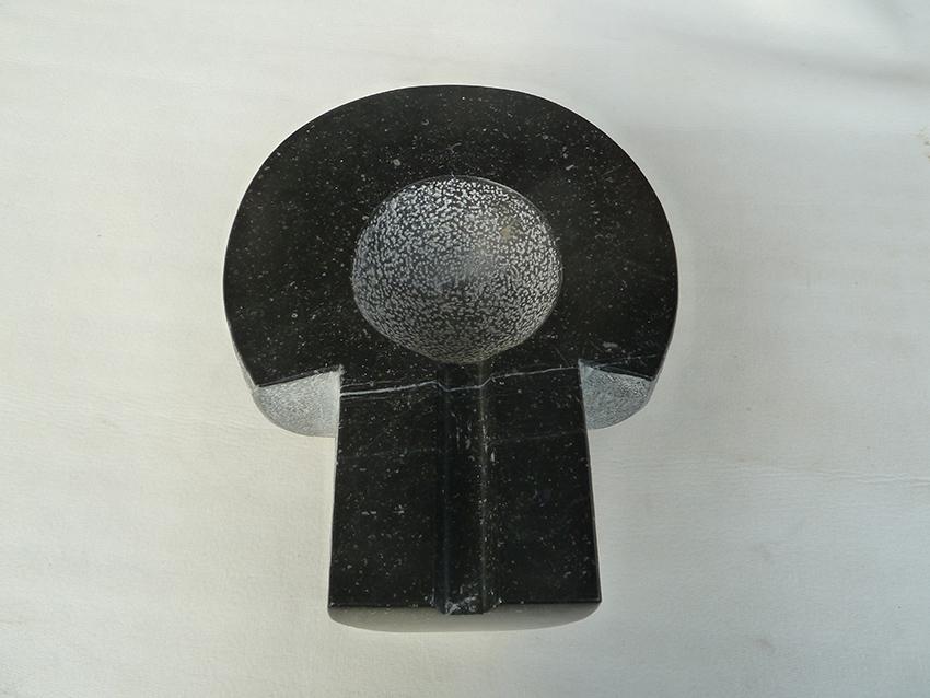 Mortier IV - Granit